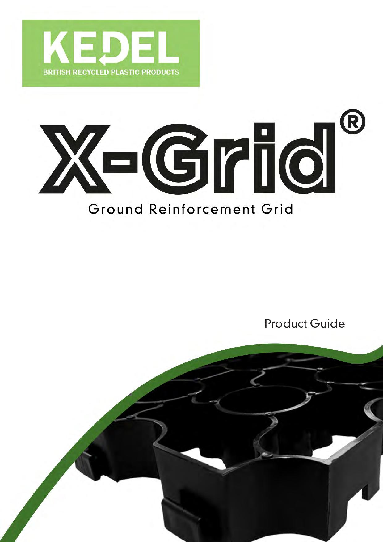 Kedel X Grid - Product Guide