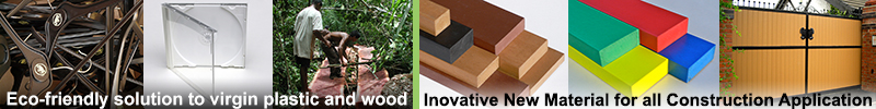 Kedel Recycled Plastic Wood