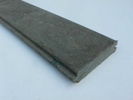 Recycled Mixed Plastic Tongue Amp Groove Plank Board 130 X