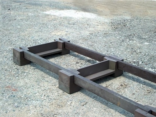 Moulded Joists | Decking | Footpath Support | Recycled Plastic