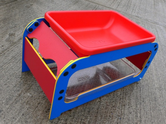 Sand and Water Tray - british recycled plastic