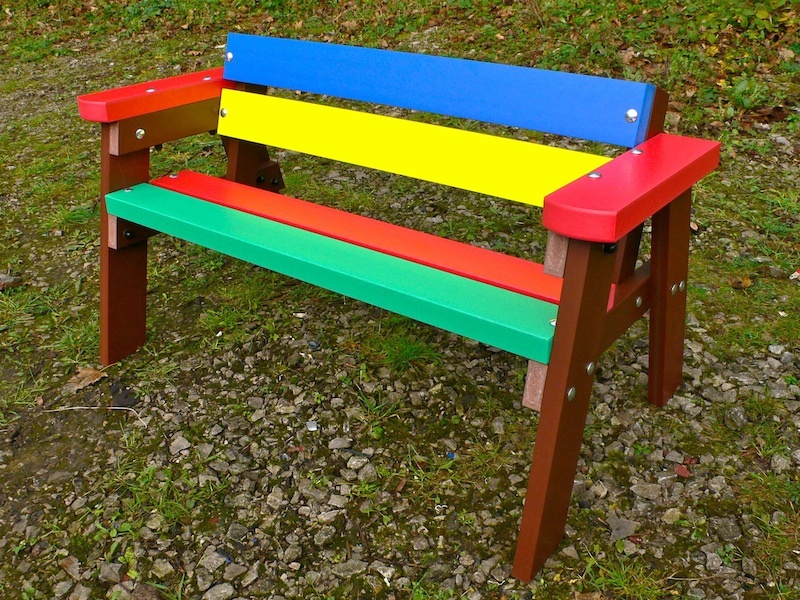 Thames children 39 s multicoloured bench trade Kids weight bench