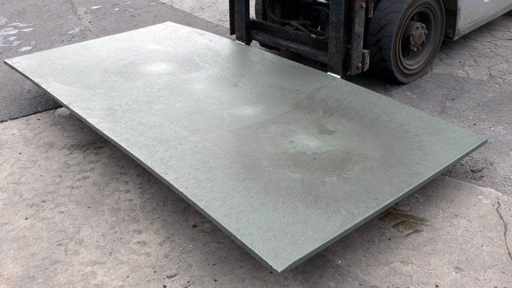 Kedel Mixed Plastic Sheet - 100% Recycled Plastic
