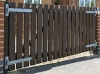 Recycled Mixed Plastic Picket Gate
