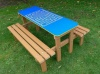 Junior Picnic Table | Maze Play Table | Reversible Top