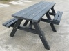 Recycled Plastic Picnic Table | Ribble Range | Wheelchair Access