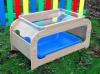 Sand and Water Tray - Marine Plywood Frame