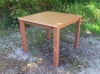 Thames Garden Table | Square | Synthetic Wood | Recycled Plastic