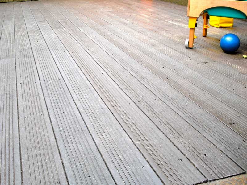 Recycled Plastic Decking boards