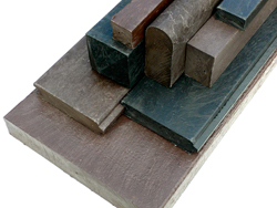 Recycled Plastic Extrusions and lumber profiles