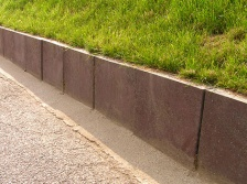 Kerbs and L-Stones