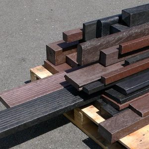 Recycled Mixed Plastic Lumber