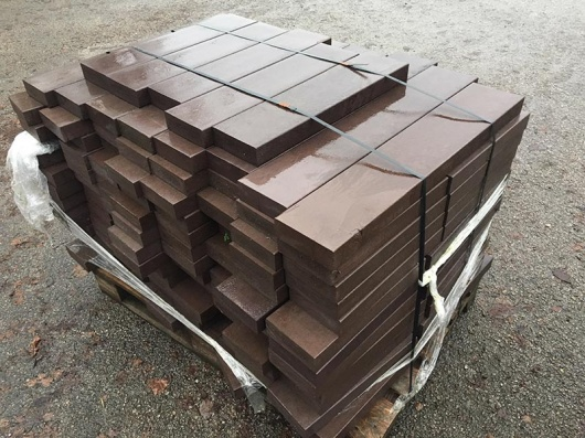 Recycled Plastic Boards | 150 x 50mm | Off-cuts