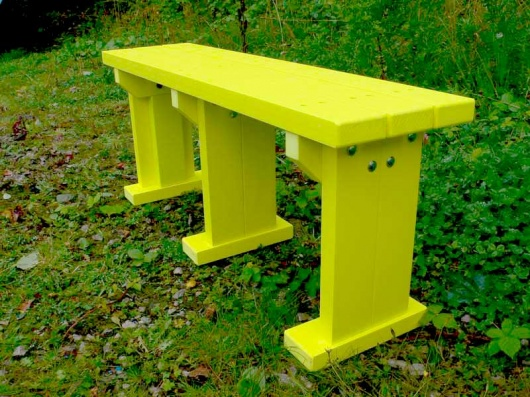 Image result for bright plastic seat