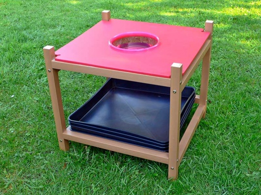 Children's Gardening / Exploration Table - Sink Module