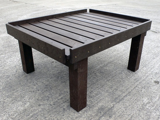 Garden Centre Display Table | Potting Table | Recycled Plastic
