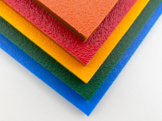 HDPE Sheet - Solid Colours - Recycled Plastic
