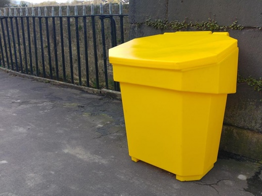 Grit, Salt, General Purpose Storage Bin | 200ltr