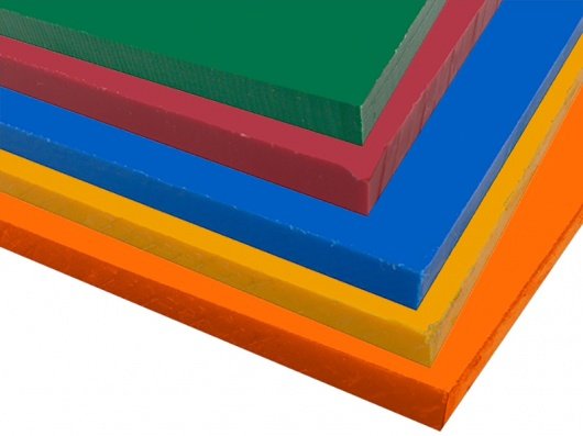 HDPE Sheets | Colour Sheets | Smooth