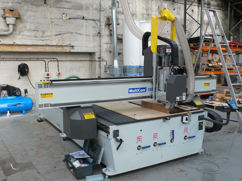 CNC cutting service - cost per cut