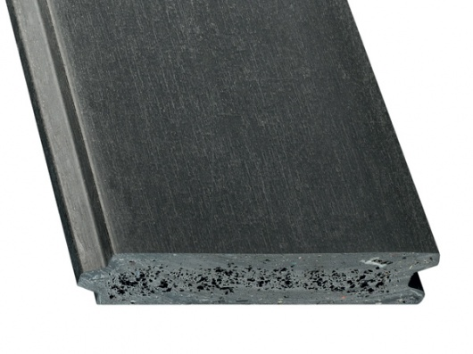 Recycled Plastic Tongue & Groove Boards for Noise Barriers/Acoustic Walls