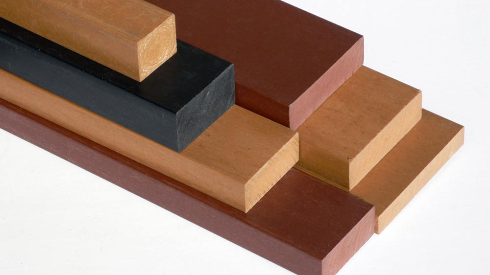 Recycled Plastic Wood Square Post 88 X 88mm